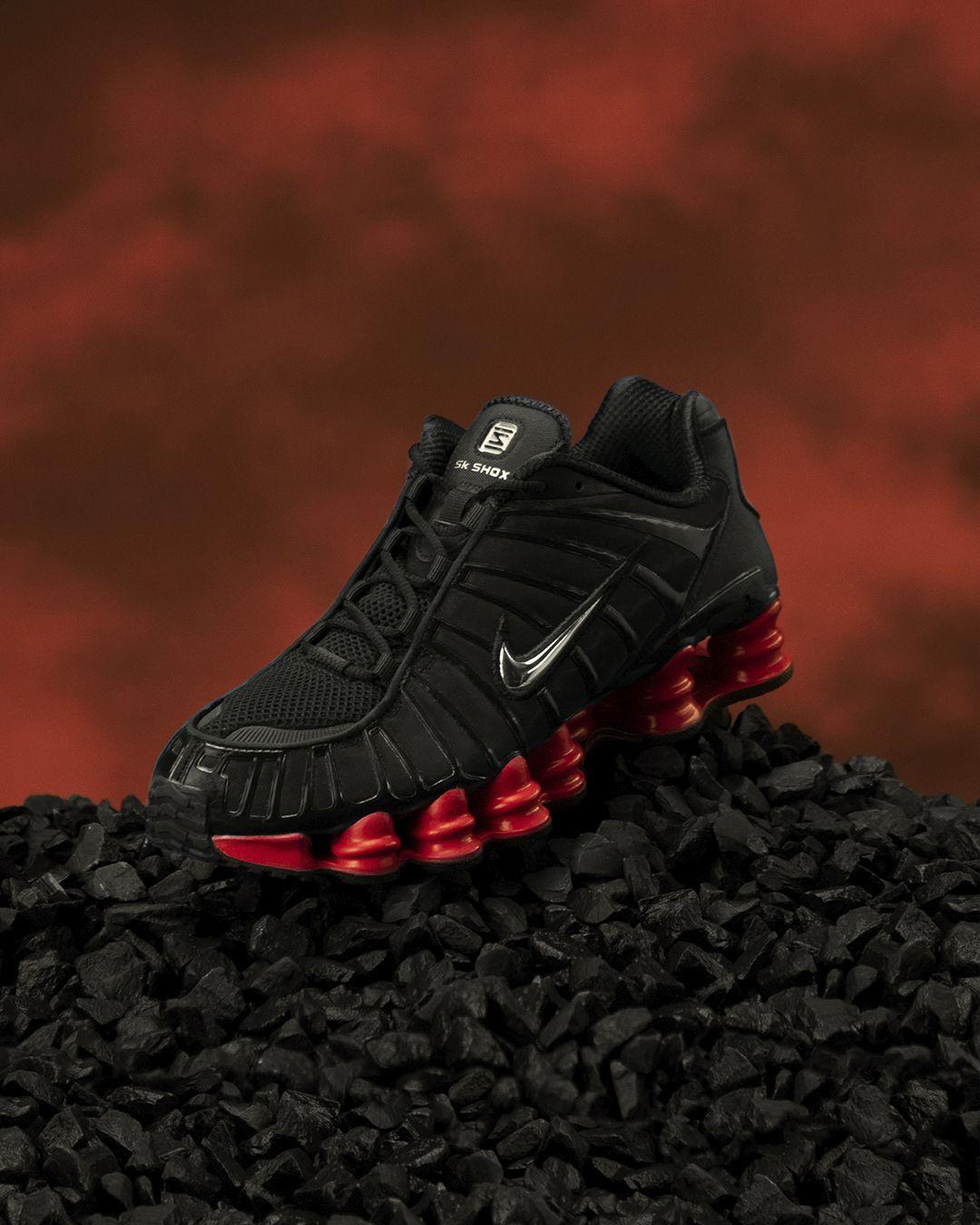 Nike x Skepta Shox TL