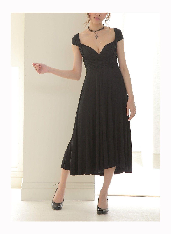 Mid Calf Dresses Mid Calf Dress Tea Length Dresses Dresses Infinity Dress [ 1500 x 1100 Pixel ]