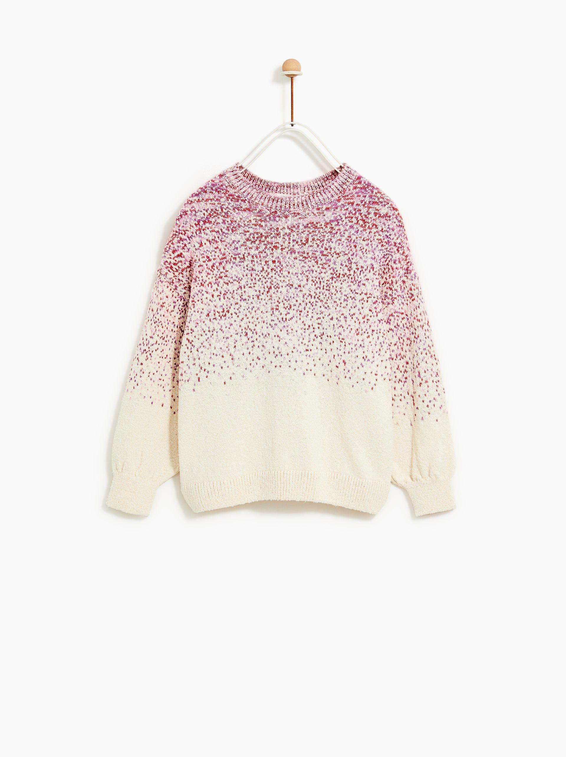 JERSEY DEGRADADO | Moda suéter, Zara kids y Ropa tumblr