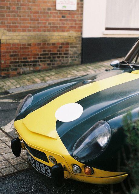 Triumph Gt6 Mkii With Le Mans Style Bonnet Gt6 Triumph Motor
