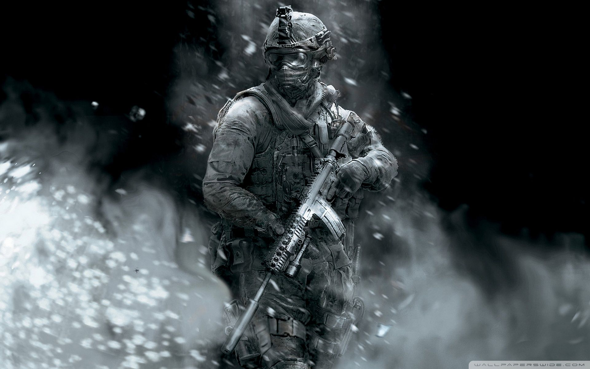 Full Hd P Call Of Duty Modern Warfare Wallpapers Hd Desktop