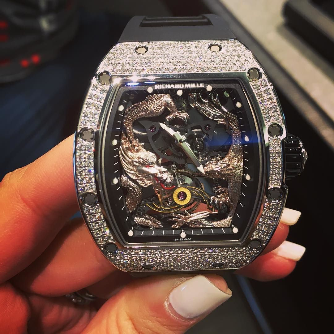 Simply Spectacular Pic 2 Richard Mille Jackie Chan Rm 057 01