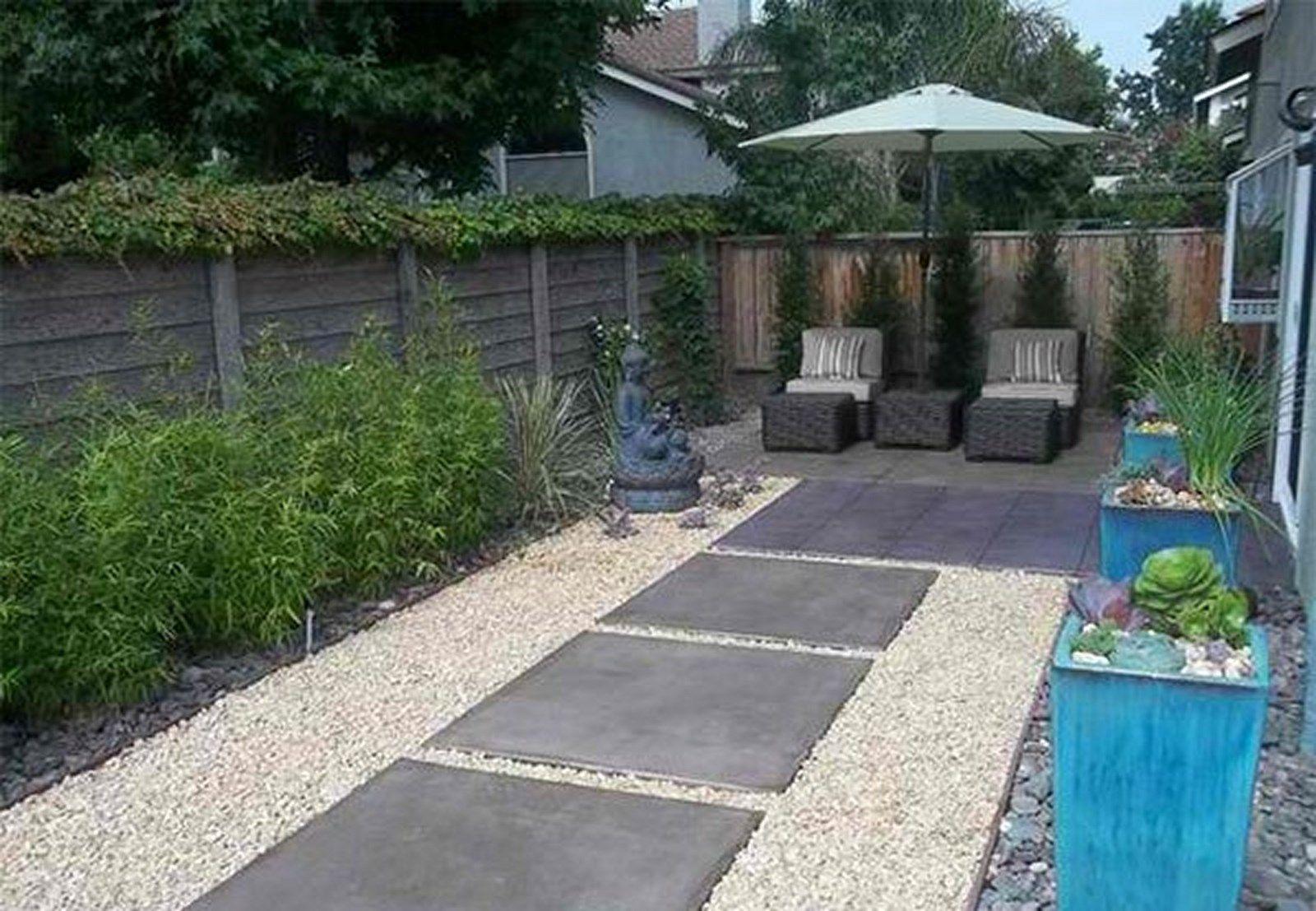 Backyard Transcedeent Asian Inspired Patio
