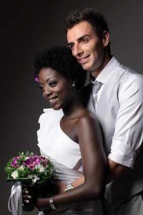 Behavior caucasian dating interracial towards