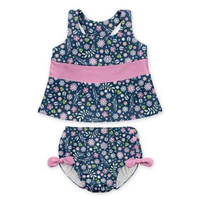 0369eb2cc4 I Play. Size 24M 2-Piece Wildflower Tankini With Swim Diaper Set In ...