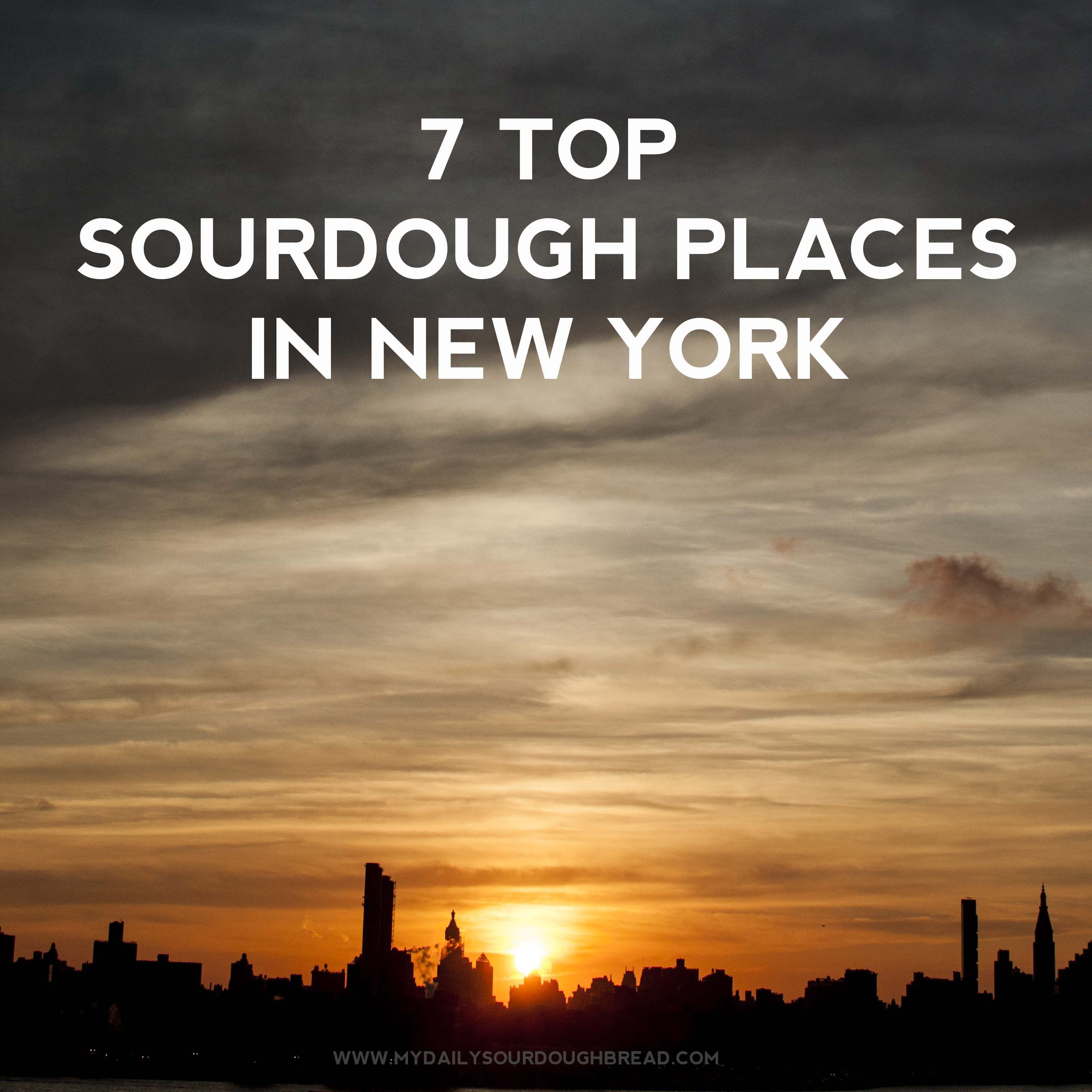 new york sourdough recipe
