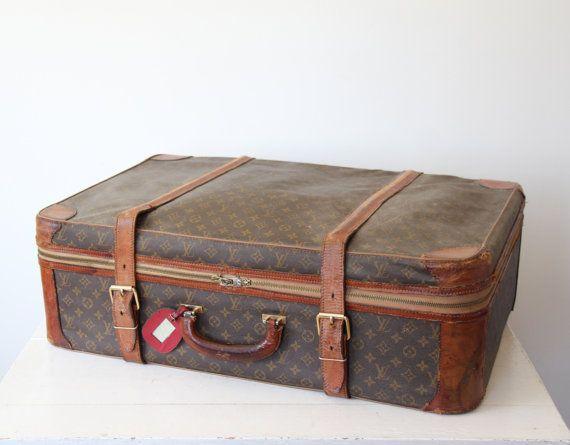 authentic Louis Vuitton vintage Stratos 80 cm 31
