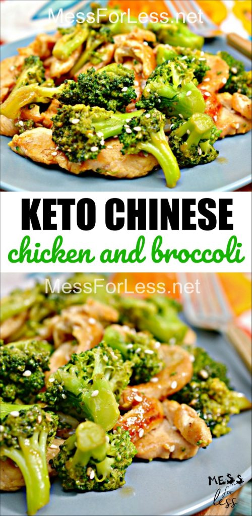 Photo of Keto Chinese Chicken and Broccoli