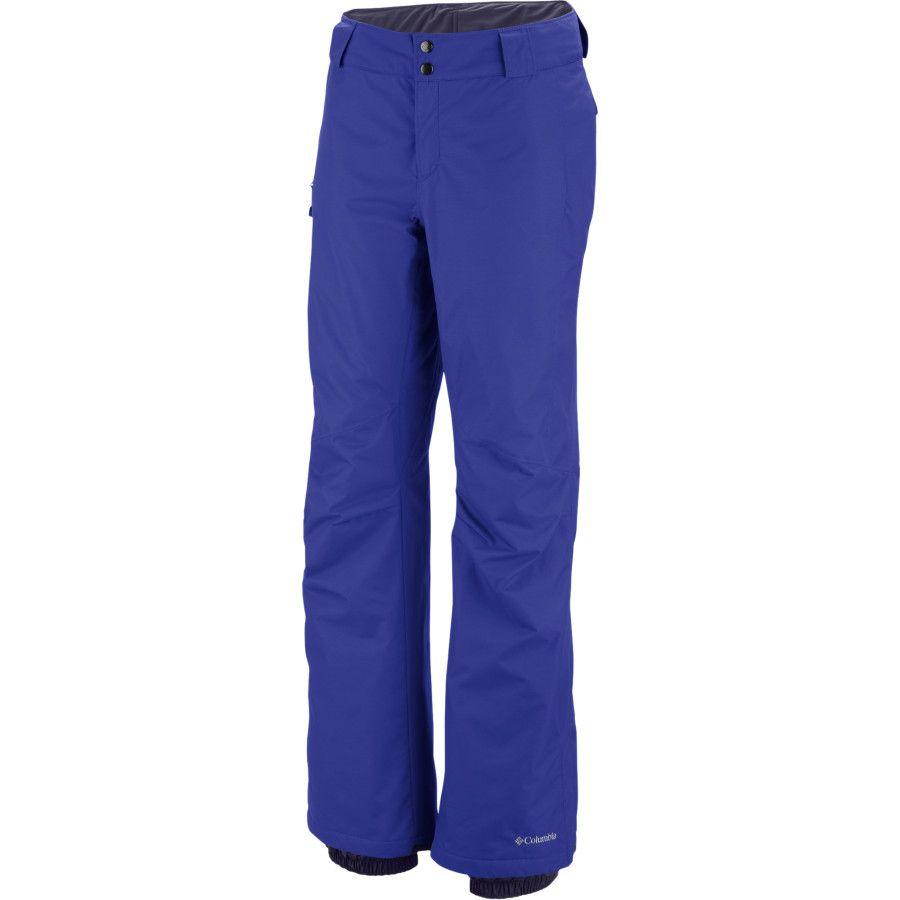 "New Womens Columbia /""Bugaboo/"" Omni-Heat Insulated Waterproof Winter Snow Pants"