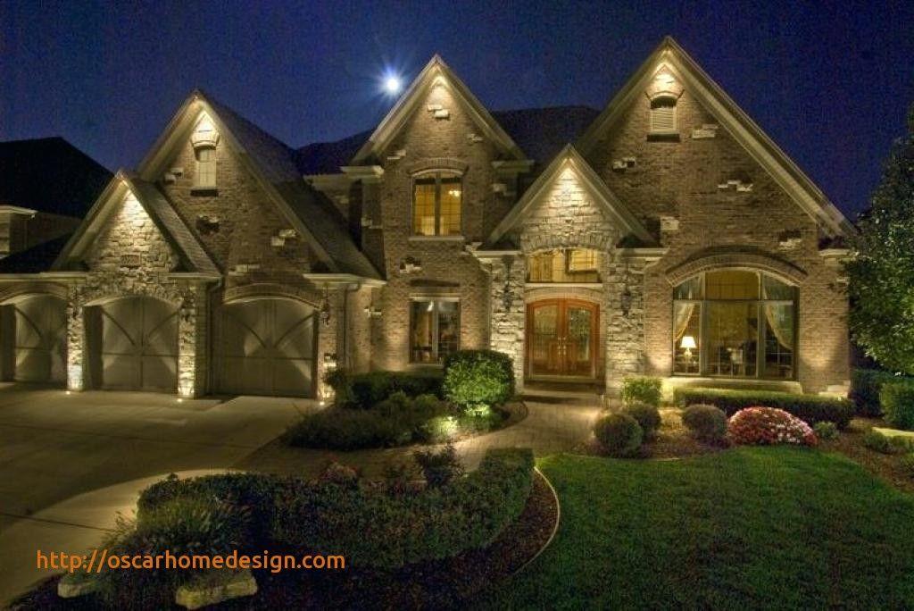 Outdoor Lighting Ideas House Exterior Design Inspirations Pinterest