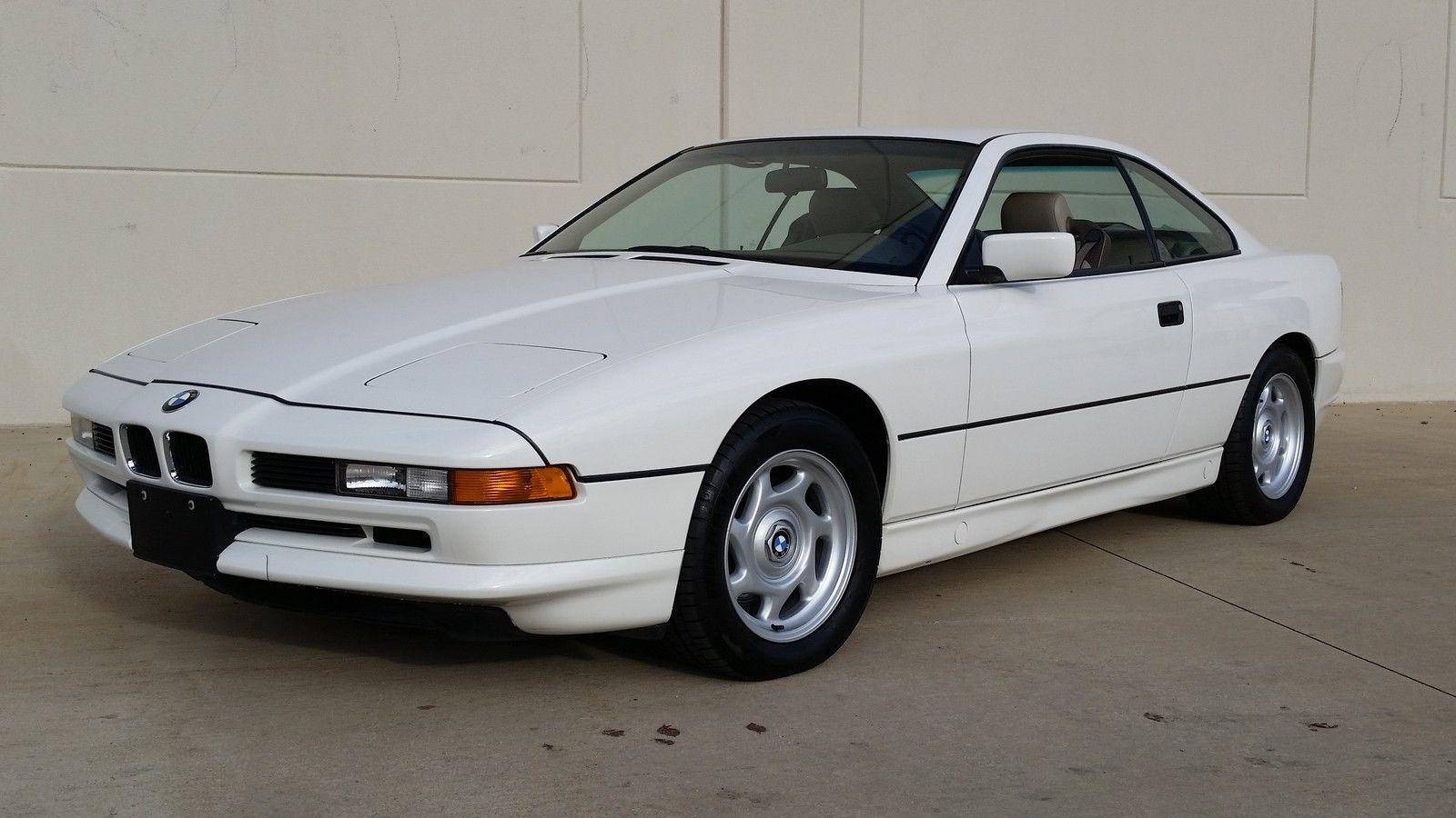 1991 bmw 8 series 850i coupe v12 cars for sale. Black Bedroom Furniture Sets. Home Design Ideas