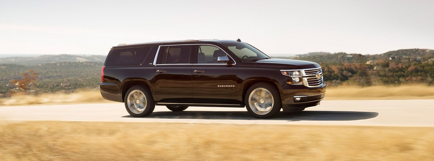 2014 suburban i do believe this shall be my next vehicle i absolutely love it