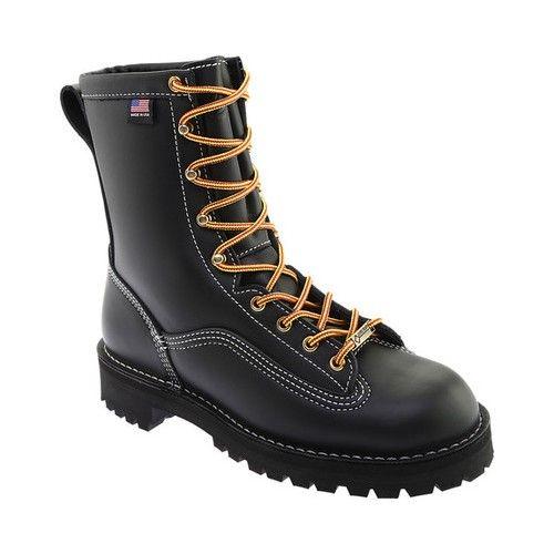 9667f0e7ff8 Danner Men's Super Rain Forest 8', Size: 8.5 2E, Black | Danner ...