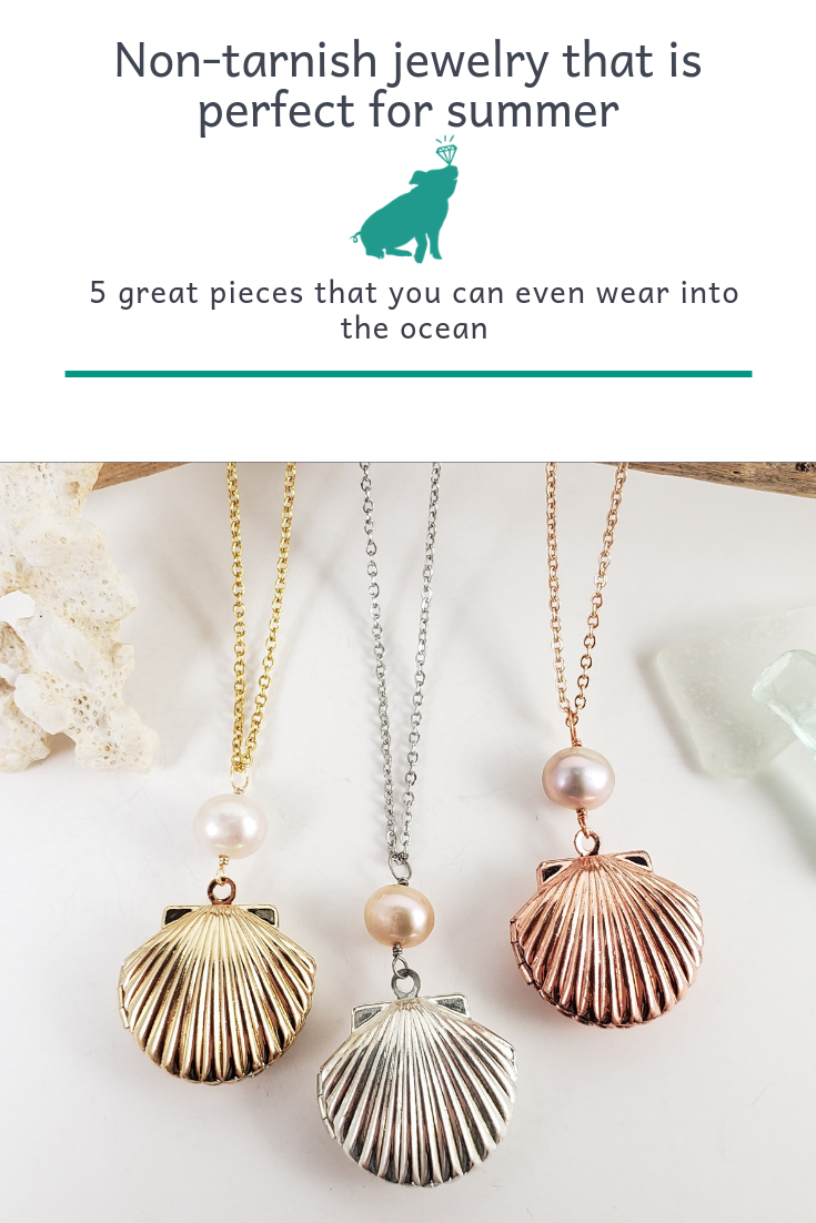 18+ What jewelry metal doesn t tarnish info