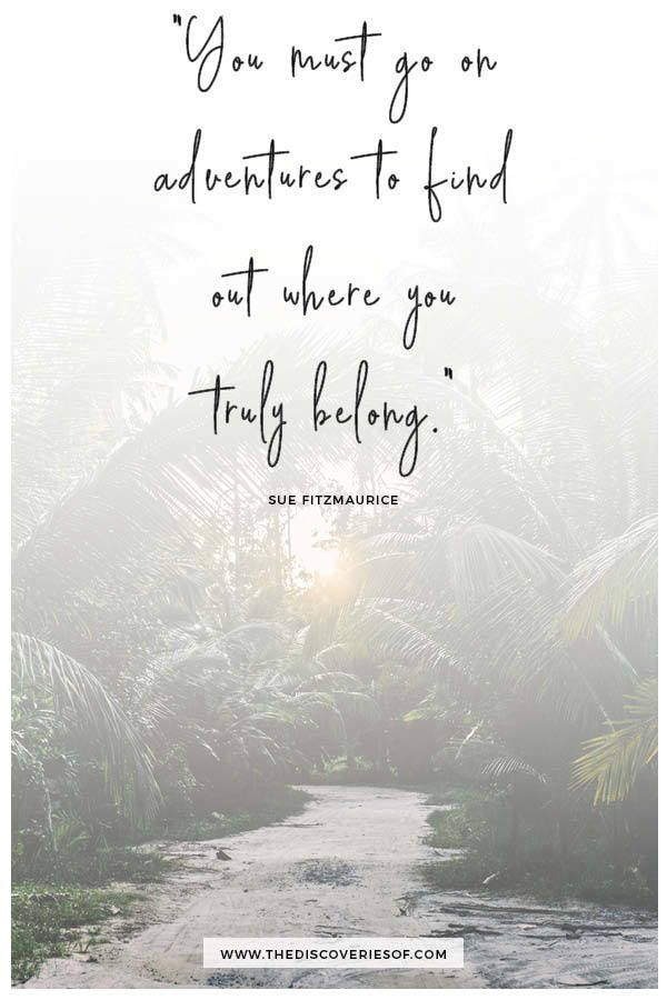 61 Inspirational Quotes About Travel and Adventure