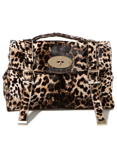 e015958c720a Drooling over this Mulberry  Alexa  Spotted Calf-Hair Satchel