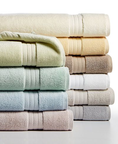 Hotel Collection Finest Elegance Bath Towel Collection Luxury