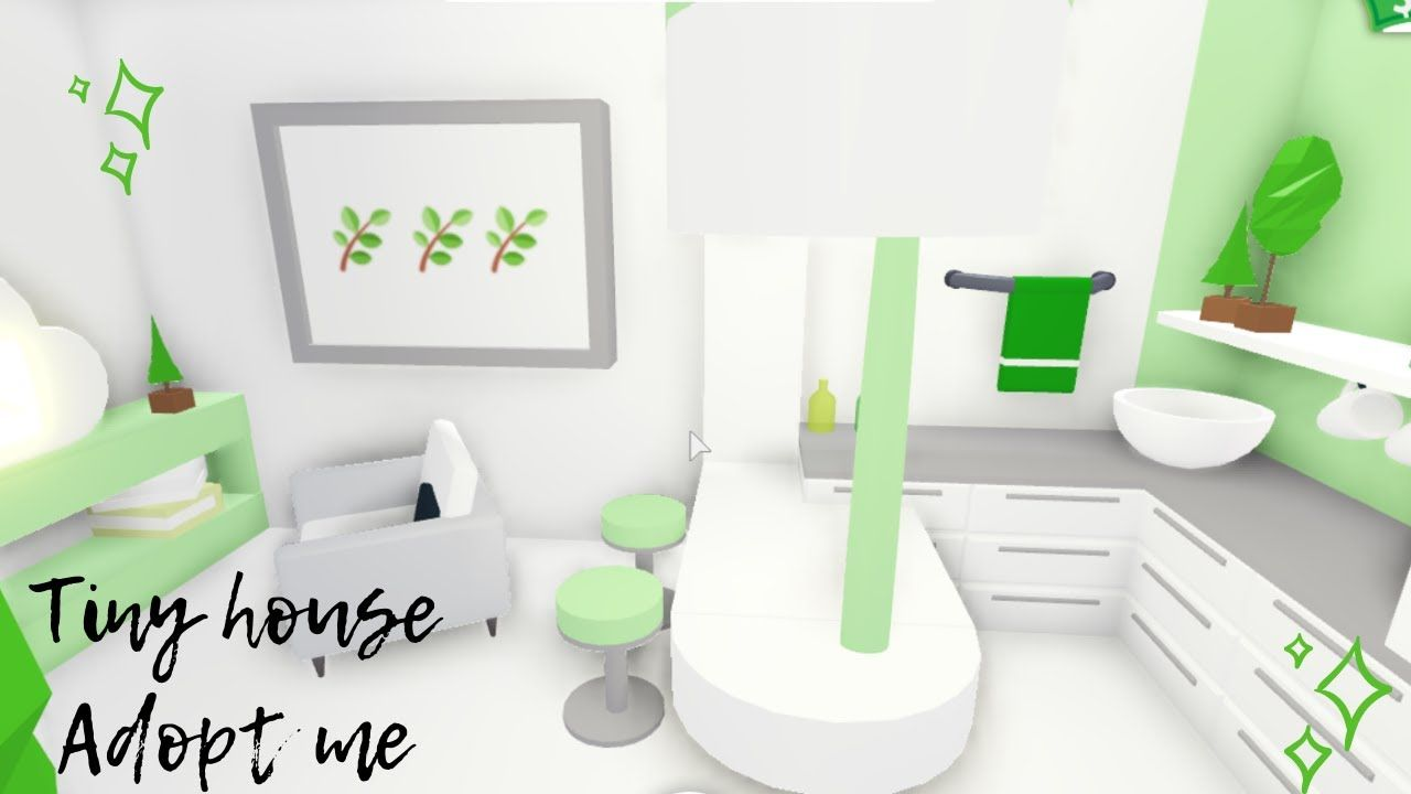 Tiny Home Adopt Me House Tour Youtube Cute Room Ideas Simple Bedroom Design Simple Bedroom