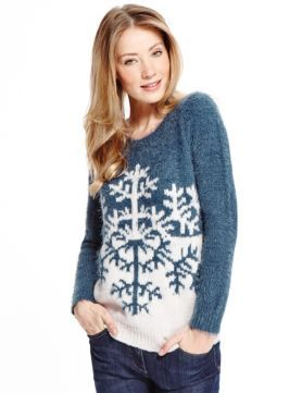Pull De Noel Mark And Spencer Ugly Christmas Sweater
