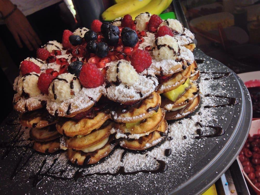 Epic Foto zu Wonder Waffel Berlin Deutschland Wonder Waffel Kuchen