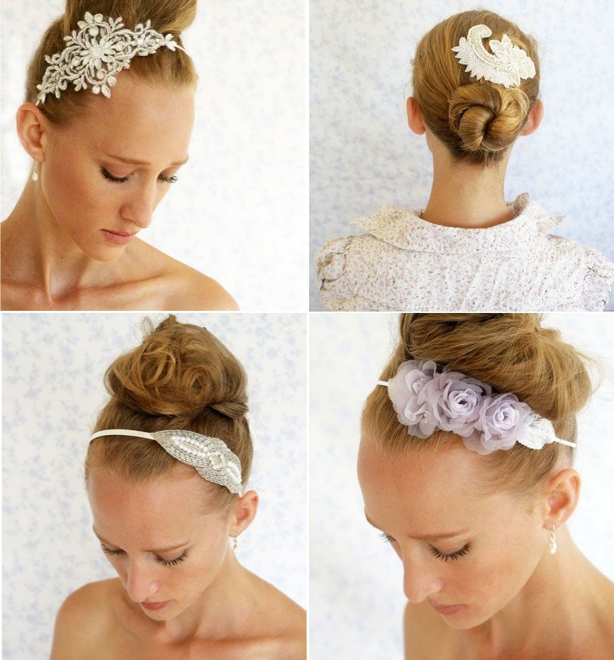 wedding hair accessories | choose for your wedding hair