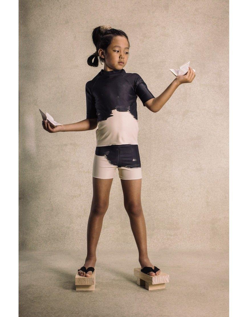 164d8f189 Haiku Bathing Shorts UPF 50+ - Kid | Little Creative Factory ...