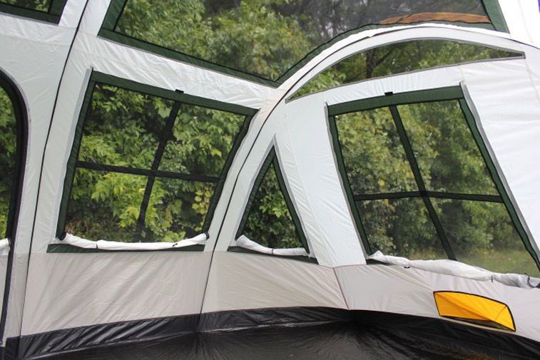 Tahoe Gear Prescott 12 Person 3-Season Instant Outdoor Family Camping Cabin  Tent 736211661340 eBay Person Season Instant f71b68d460