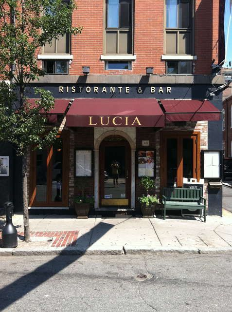 Lucia North End Boston This Restaurant Specializes In Northern Italian Cuisine Outstanding