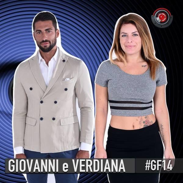 La coppia Giovanni Angiolini e Verdiana Fanzone: lui medico sardo, ortopedico e soprannominato il Dottor G, lei invece pistoiese e manager di un fast food.
