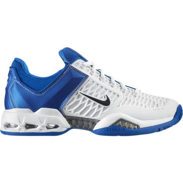 best website 94e41 2760e Nike Air Max Breathe Free II Women s Tennis Shoes - White, 5 - Polyvore