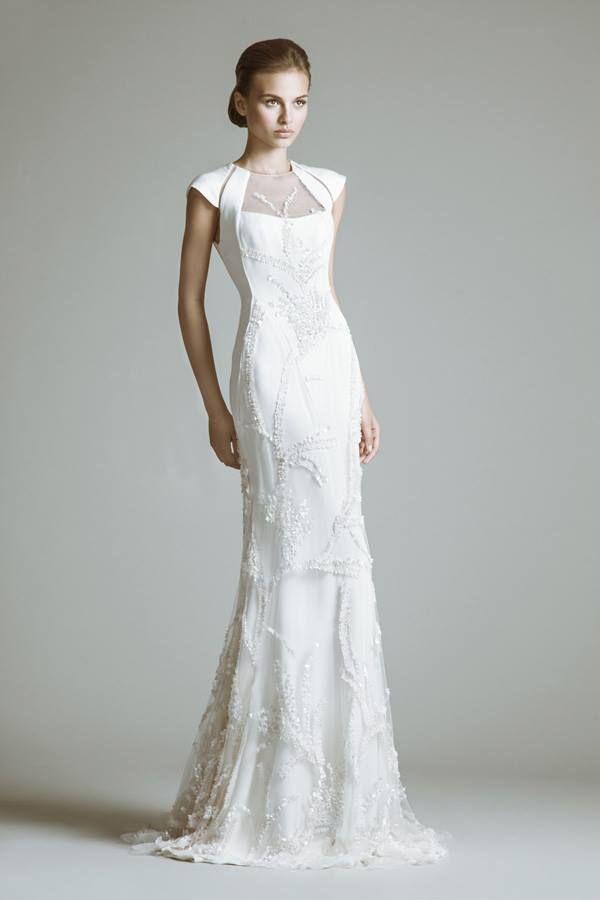 TONY WARD NICE SECOND TIME AROUND WEDDING DRESS | second time ...