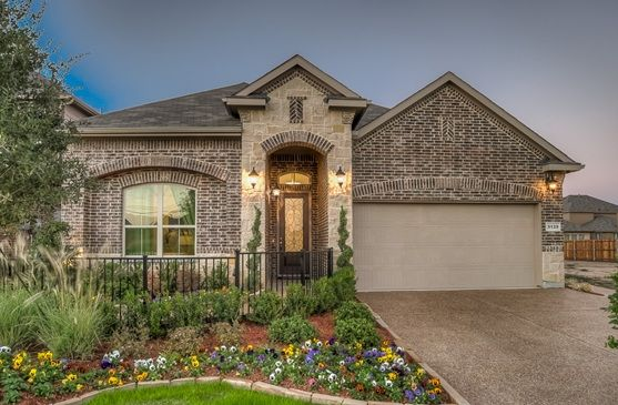 New Homes In Teasley Trails Denton Texas D R Horton