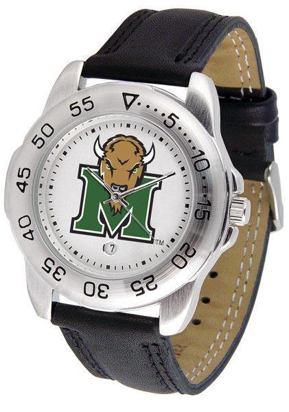 Mens Marshall University Thundering Herd - Sport Watch