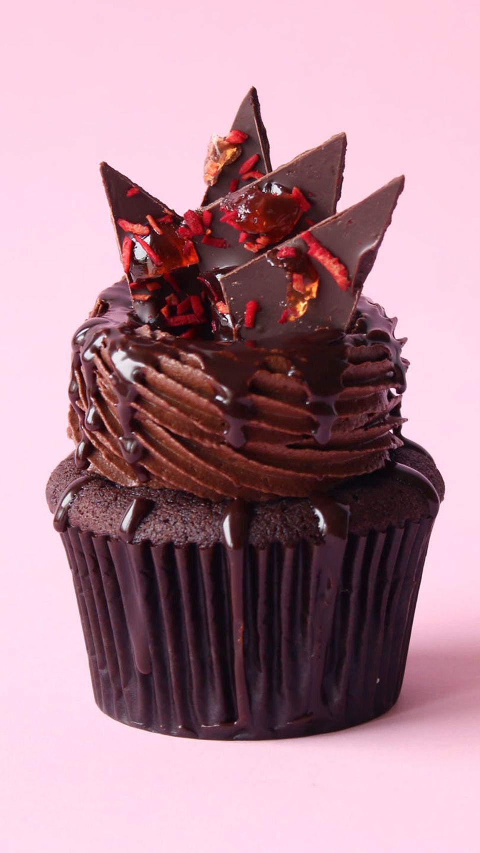 Cherry Coconut Cupcakes Recipe Cherry Coconut Chocolate Cupcakes Decoration Best Chocolate Cupcakes