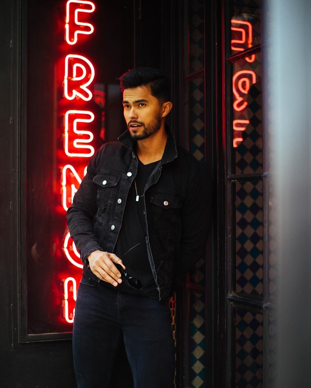 45 3k Likes 280 Comments Jose Zuniga Teachingmensfashion On Instagram Pardon My French Leather Jacket Men Cargo Jacket Mens Teaching Mens Fashion [ 1349 x 1080 Pixel ]