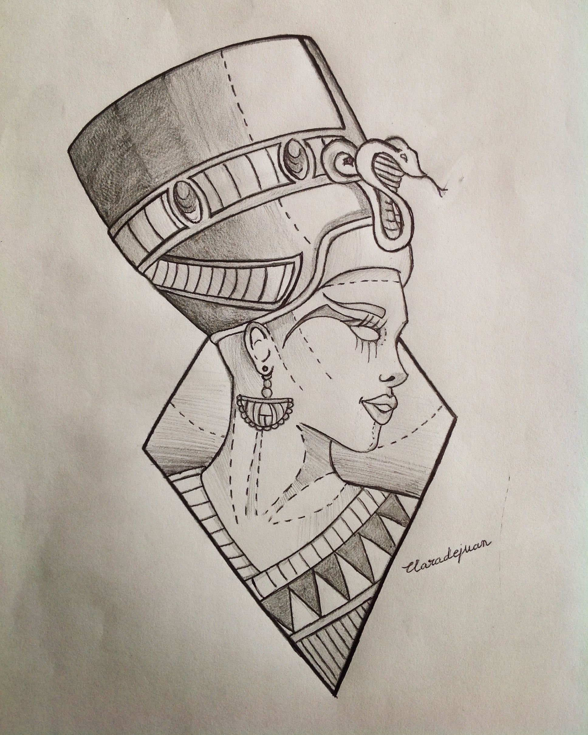 Drawing Egyptian Tattoo Sleeve Nefertiti Tattoo Sleeve Tattoos