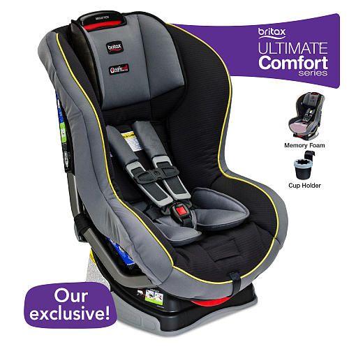 Britax Marathon G4 1 Convertible Car Seat With Ultimatecomfort