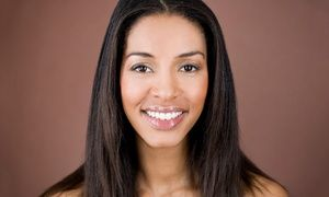 Groupon - Haircut, Silk Press with Hydrating Treatment & Trim, or Natural Twist Set at Hair Doctor Studios (Up to 62% Off) in Hair Doctor Studios. Groupon deal price: $15