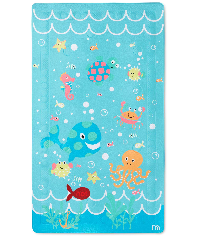 Mothercare Under The Sea Non Slip Bath Mat Colorful Bath Mats
