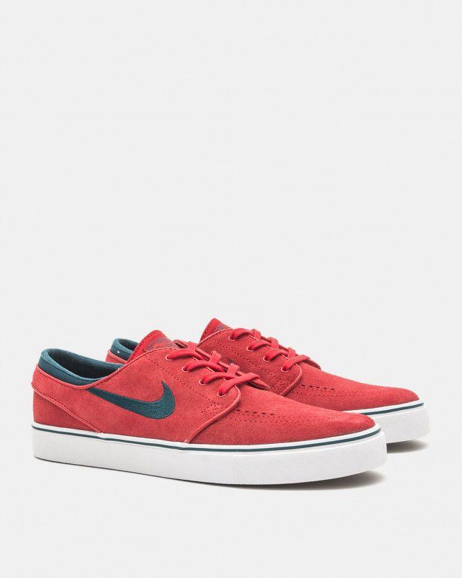 af7214342c7 Nike SB - Zoom Stefan Janoski (University Red