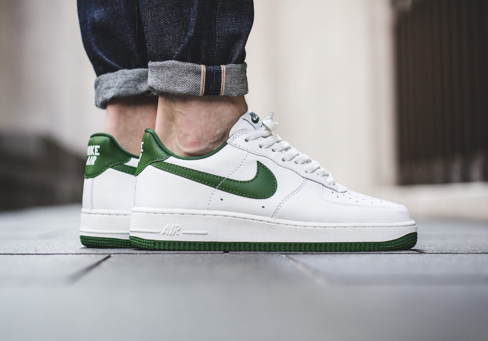 The Nike Air Force 1 Low Forest Green Is Now Available