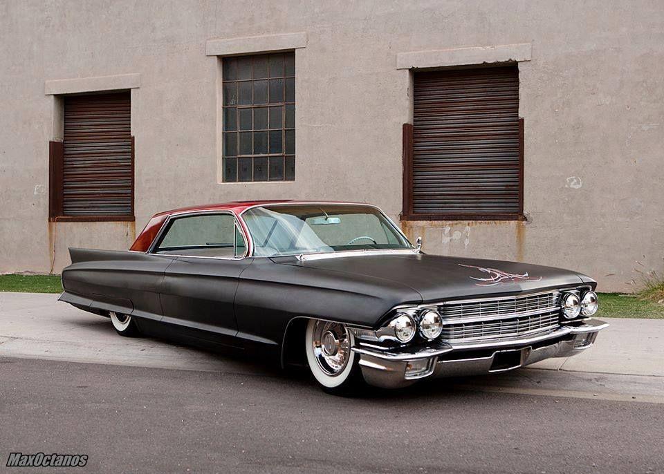 62 Cadillac Coupe Deville