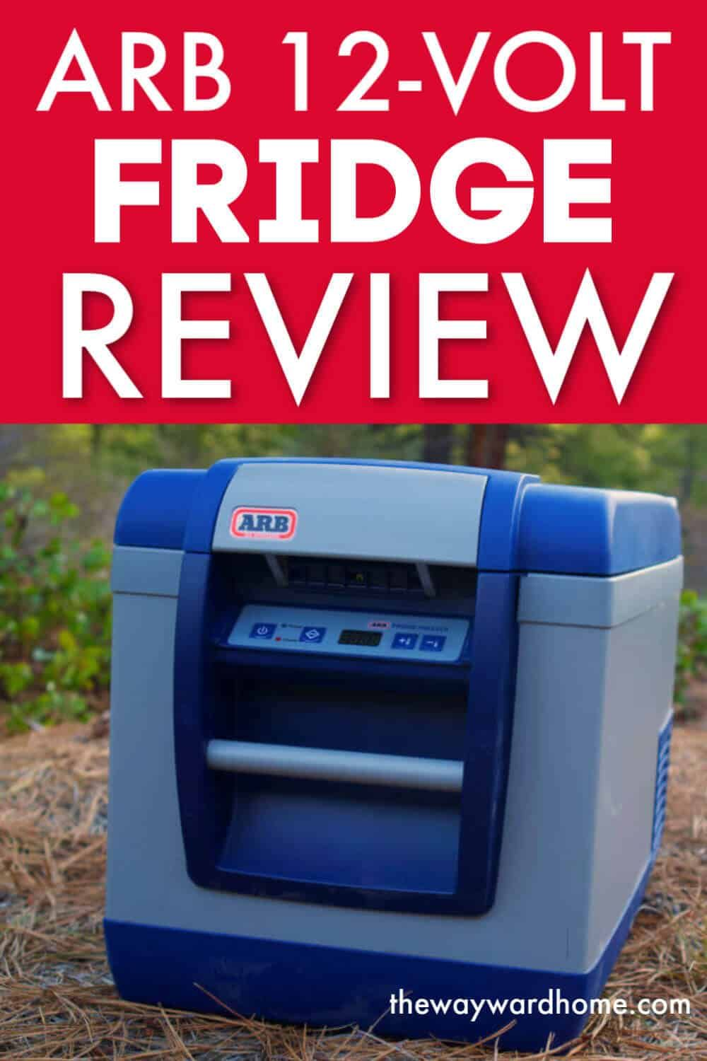 Arb Fridge Review The Best 12 Volt Refrigerator For Van Life Camping Gear Camping Lanterns Camping Equipment