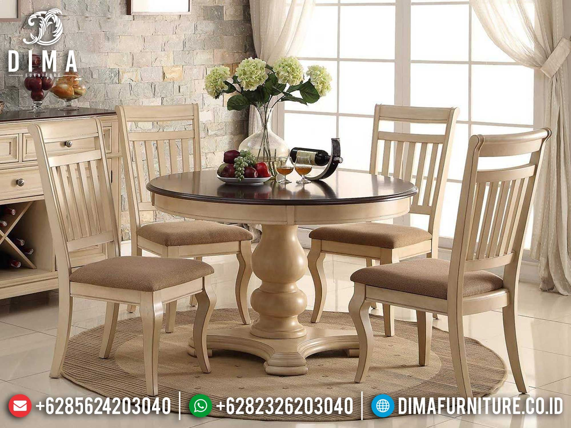 36+ Round cherry dining table set Various Types