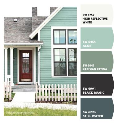 Colorsnap By Sherwin Williams Home House Exterior