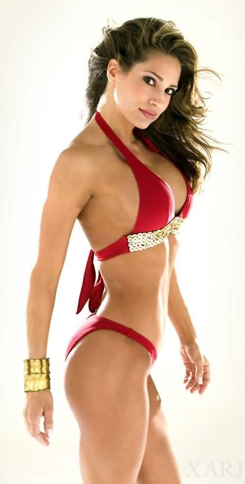 Hottest bikini fitness models