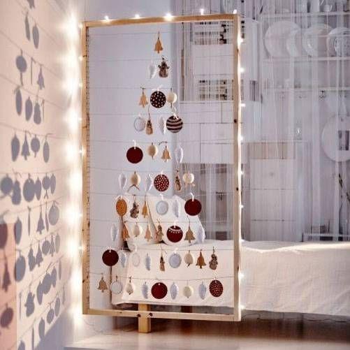 weihnachten ohne tanne 10 alternativen zum weihnachtsbaum diy weihnachtsdeko pinterest. Black Bedroom Furniture Sets. Home Design Ideas