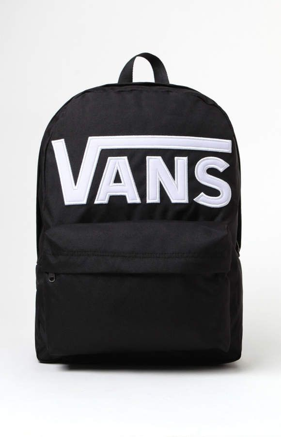Vans Old Skool II Black & White Backpack | Vans ryggsäck