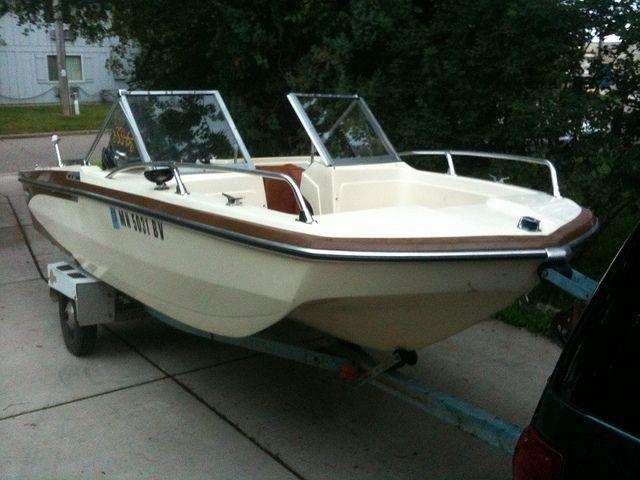 My classic Glastron V-156   Life Near Us   Bowrider, Boat