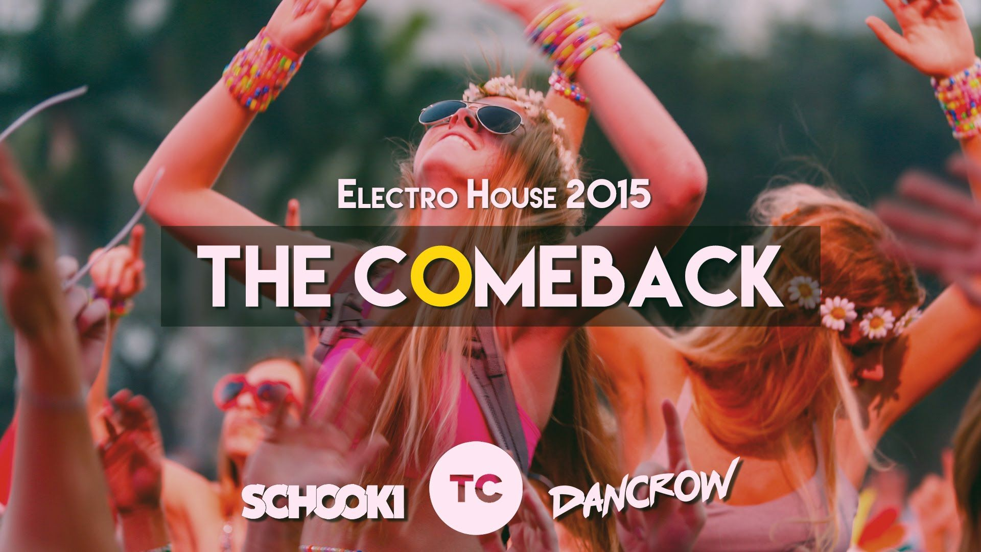 NEW BEST ELECTRO HOUSE 2015 DANCE MUSIC MIX - The Comeback